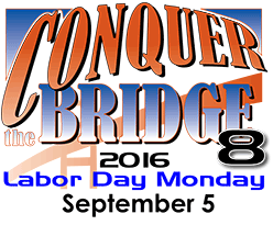 Conquer The Bridge - The Annual Labor Day Race